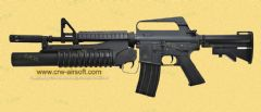 G&P XM177E2 with M203 AEG